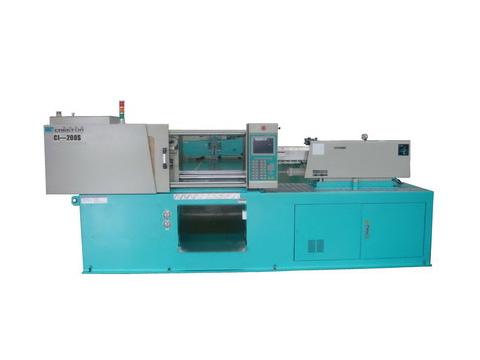 群基(ji)臥式高速注塑機CI-200FS